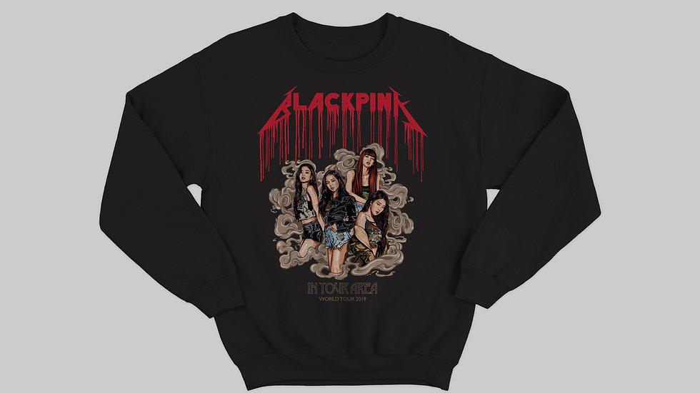 Unofficial BLACKPINK Tour Sweatshirt