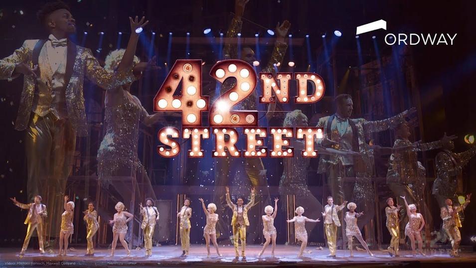 42nd Street Promo