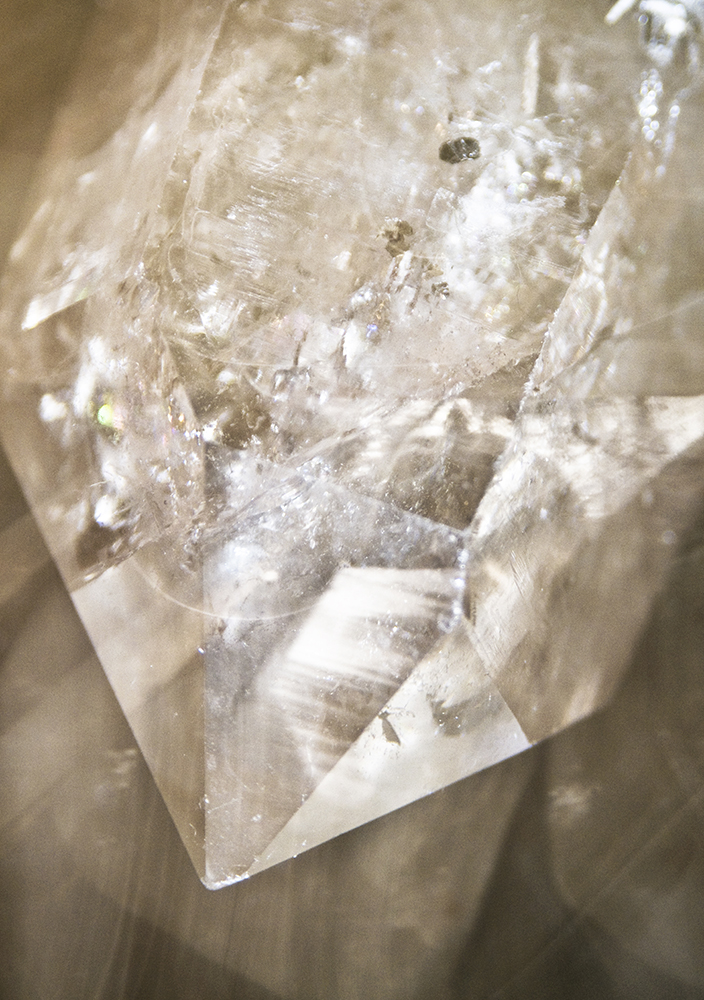 Crystal Study - The Power of Light