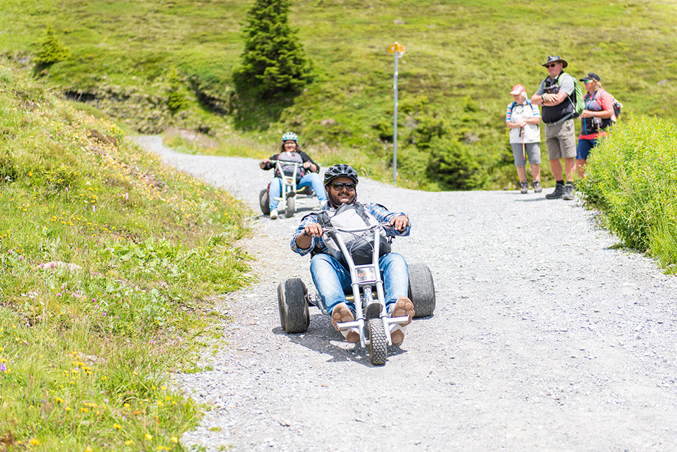 마운틴카트 그린델발트 피르스트 스위스여행 유럽여행