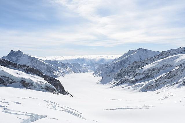 스위스, 인터라켄, 융프라우, 융프라우요흐, 알레취 빙하,융프라우투어