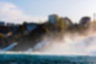 비오는날 스위스 플랜 B | 샤프하우젠 라인폭포 Schaffhausen Rhine falls