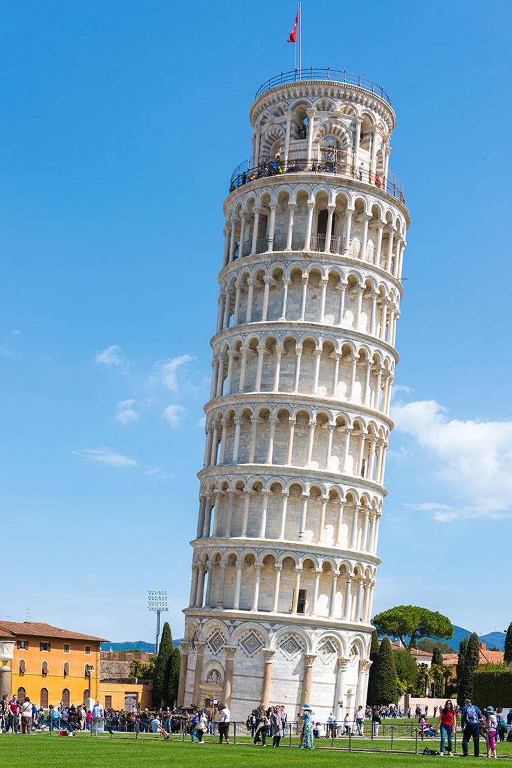 피사 피사의사탑