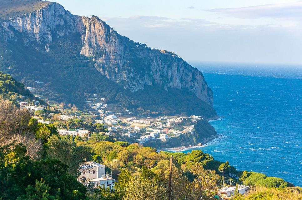 카프리 이탈리아여행 남부투어