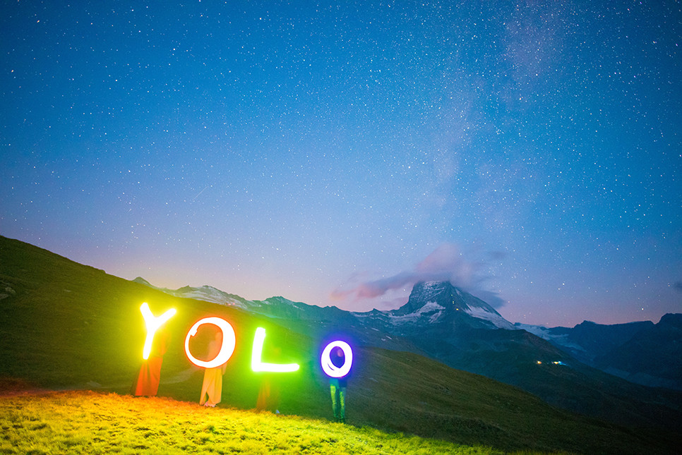 마테호른 야경 은하수 별사진 체르마트 스위스여행 유럽여행