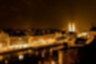 비오는날 스위스 플랜 B | 취리히 구시가지 야경 Zurich