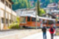 고르너그라트산악열차, 고르너그랏반,체르마트,마테호른