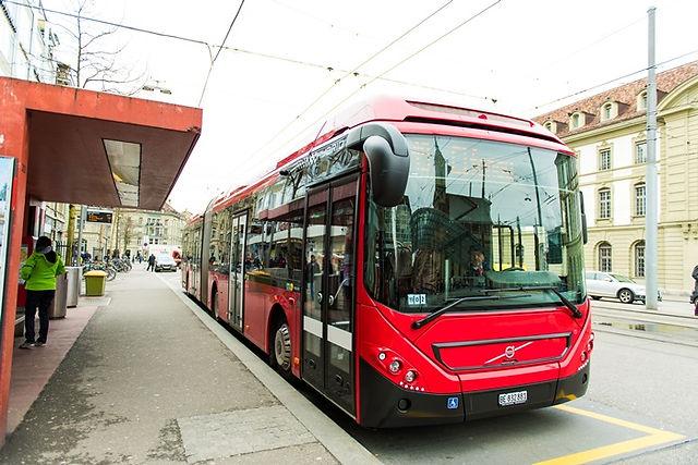 스위스 대중교통 버스