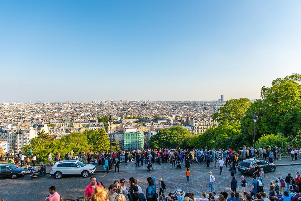 사크레쾨르 성당 몽마르트 언덕 파리여행 프랑스여행 유럽여행