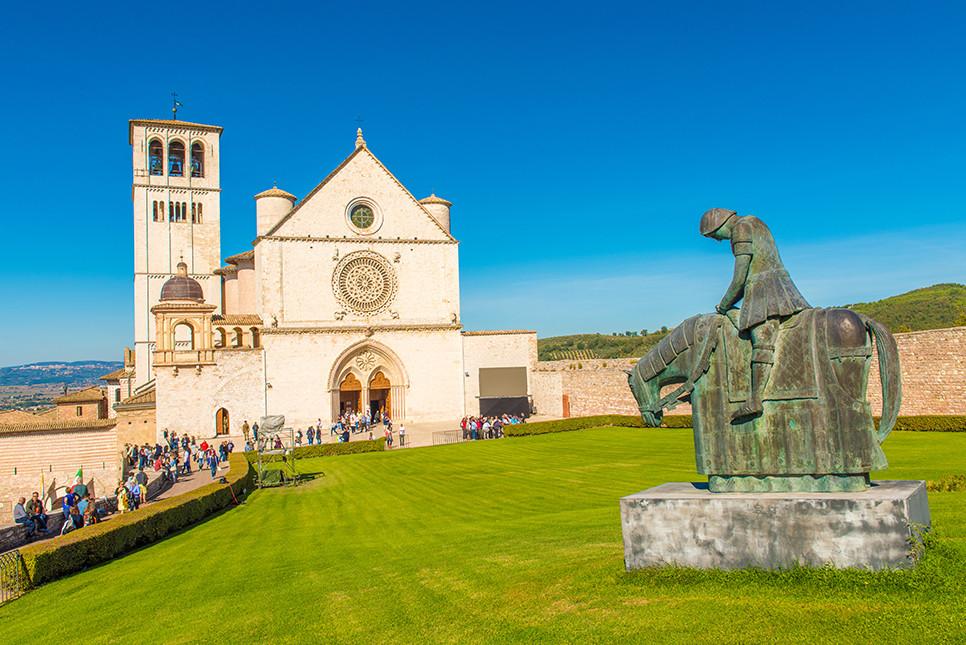산 프란체스코 성당 아씨시 이탈리아여행 유럽여행