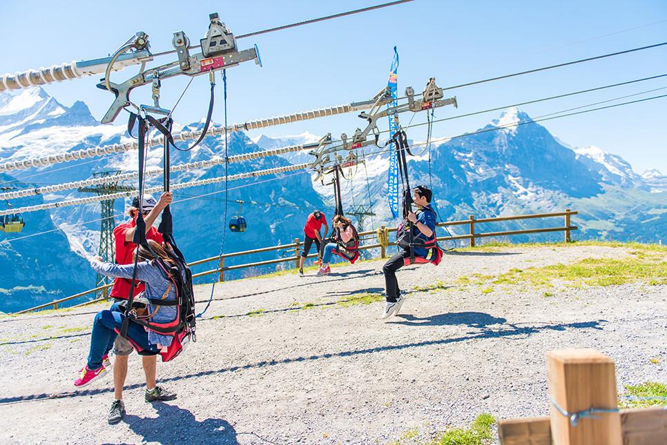 피르스트플라이어 스위스여행