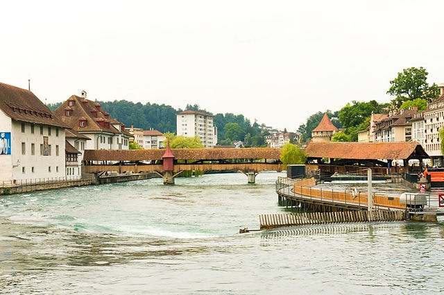 스위스여행,루체른여행,루체른시내,슈프러이어교,카펠교,까펠교