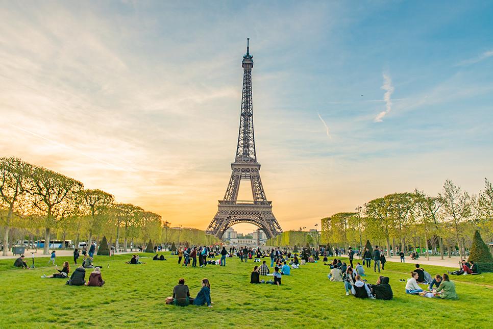 파리 에펠탑 샹드막스공원 프랑스여행 유럽여행