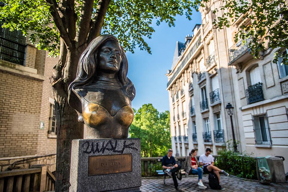 달리다 몽마르트 언덕 파리여행 프랑스여행 유럽여행