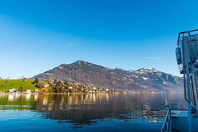 스위스 루체른 리기산 전경