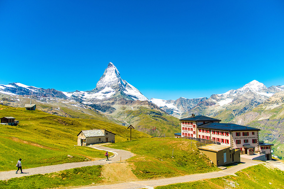 리펠베르그 마테호른 체르마트 스위스여행 유럽여행