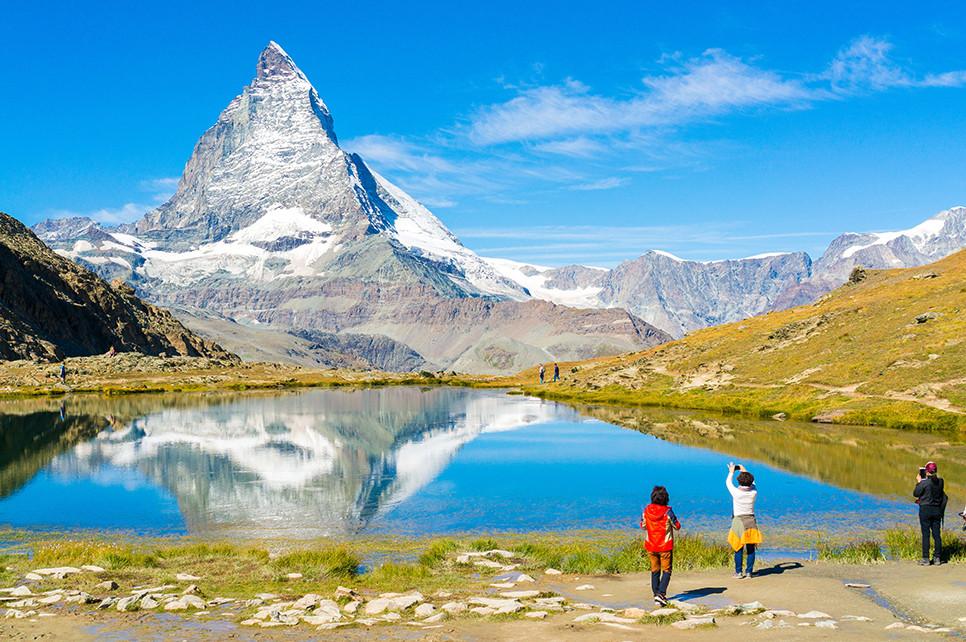 고르너그라트 체르마트 마테호른 스위스여행 유럽여행