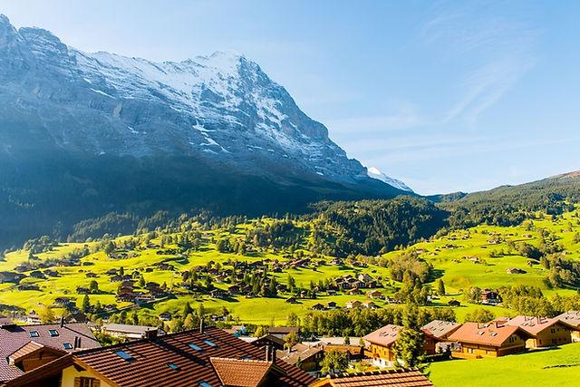 스위스,스위스숙소, 인터라켄, 그린델발트, 융프라우, 아이거,그린델발트숙소,그린델발트명당