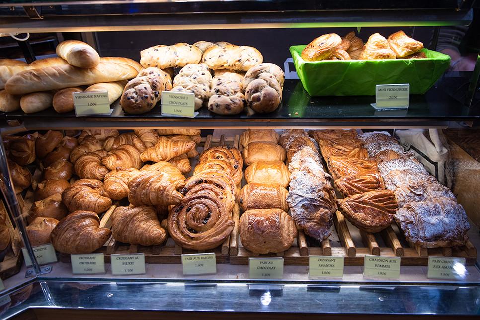 몽마르트 언덕 빵집 파리여행 프랑스여행 유럽여행