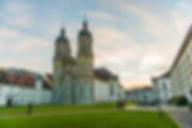 비오는날 스위스 플랜 B | 장그트갈렌, 생갈렌, 상트갈렌 St. Gallen