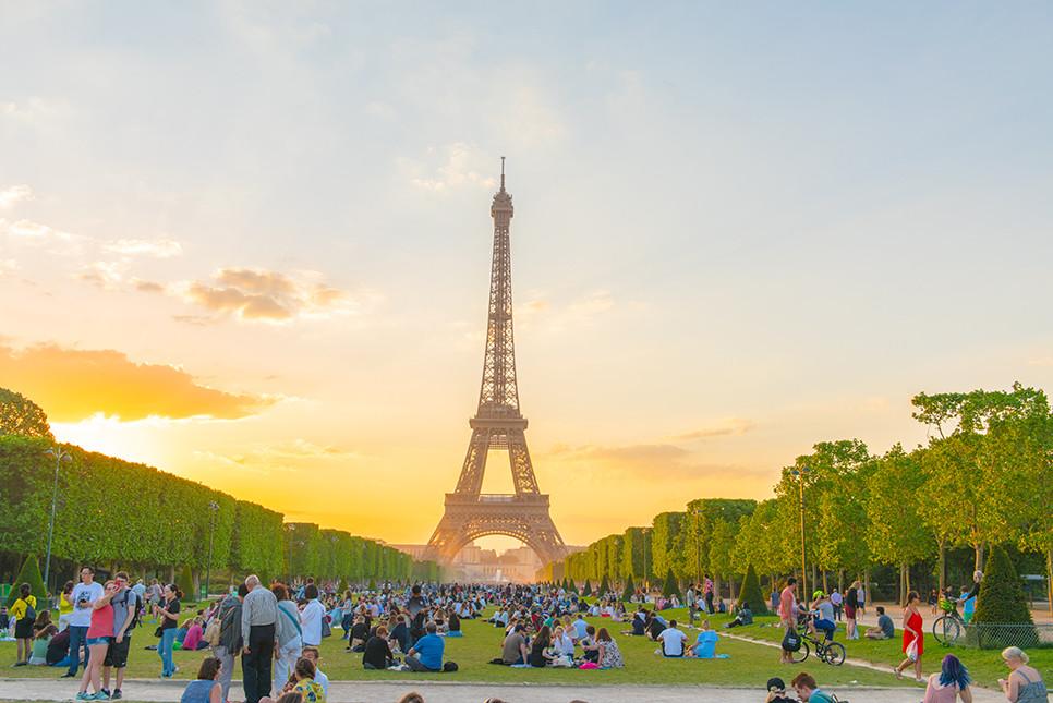 파리에펠탑 샹드막스공원 프랑스여행 유럽여행