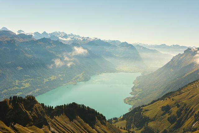 스위스,스위스여행,인터라켄,브리엔츠,로트호른,로터호른,브리엔져로트호른,브리엔츠호수
