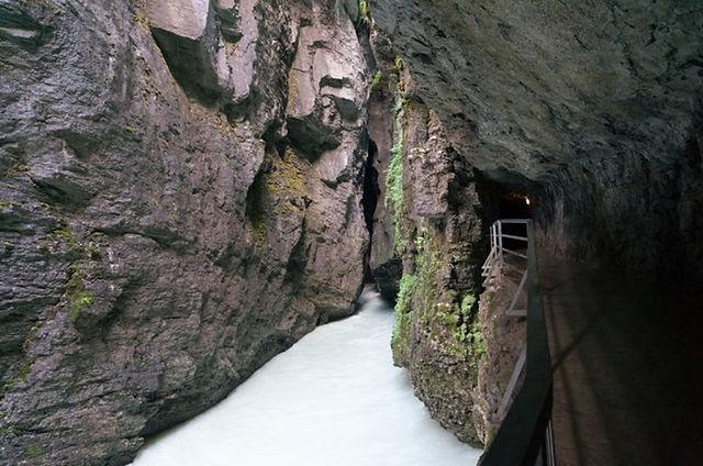 스위스여행, 스위스빙하협곡,빙하협곡,아레슐트,아레슬루흐트