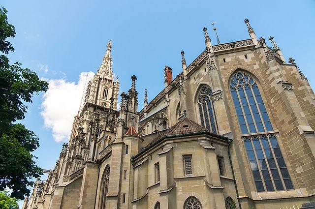 스위스 베른 베른뮌스터, 베른대성당
