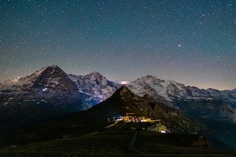 멘리헨 융프라우하이킹 인터라켄 벵엔 그린델발트 스위스여행
