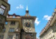 스위스 베른 시계탑