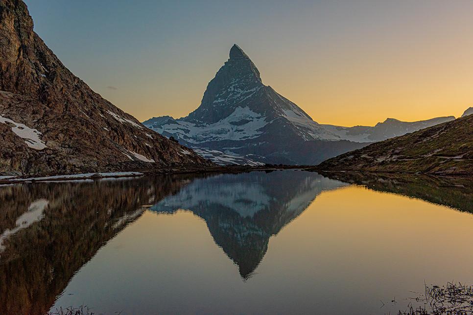 고르너그라트 로텐보덴 호수 체르마트 스위스여행 유럽여행
