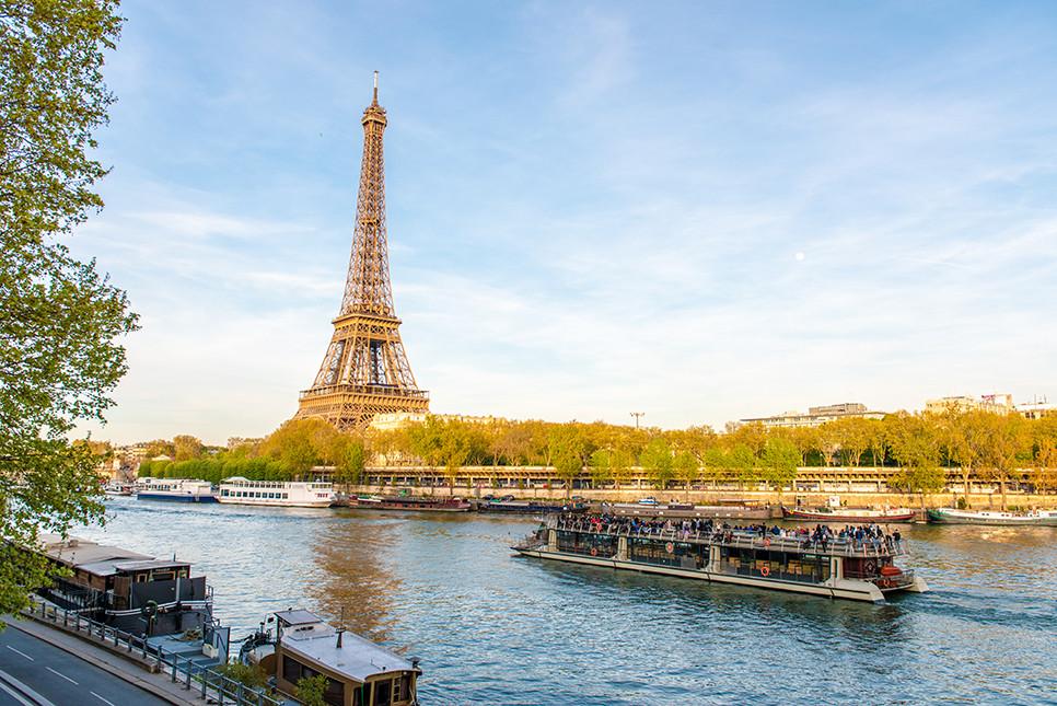 파리여행 에펠탑 세느강