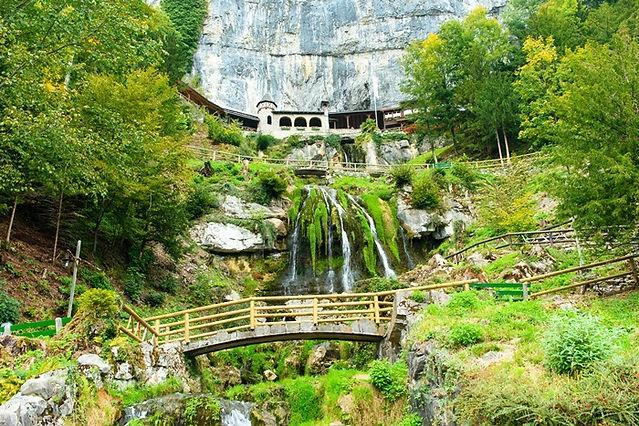 비오는날 스위스 플랜 B | 상트 베아투스 석회동굴