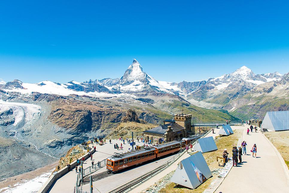 고르너그랏 체르마트 마테호른 스위스여행 유럽여행