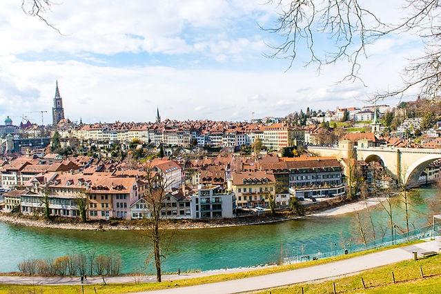 비오는날 스위스 플랜 B | 베른 구시가지 Bern