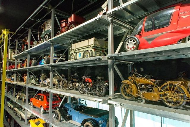 스위스 루체른 교통박물관