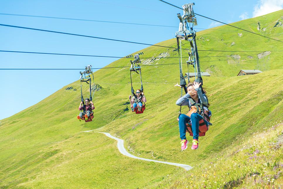 피르스트플라이어 스위스여행 유럽여행
