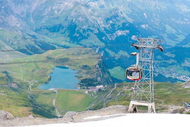 스위스여행,루체른여행,티틀리스투어,티틀리스케이블카,엥겔베르그호수,360도회전케이블카