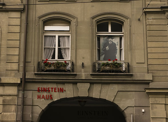 스위스 베른 아인슈타인 생가