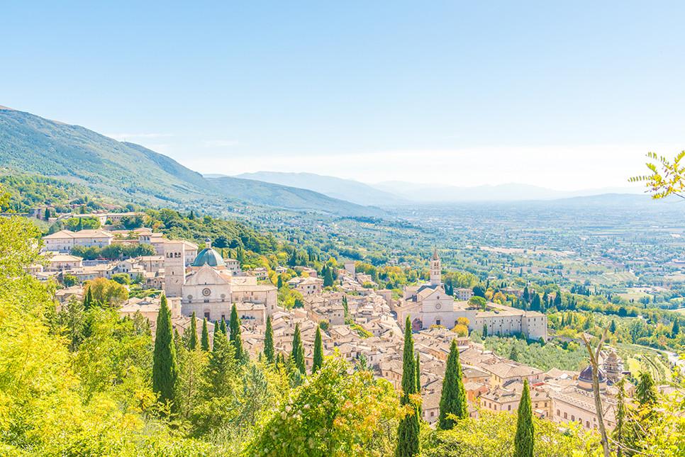 아씨시 이탈리아여행 유럽여행