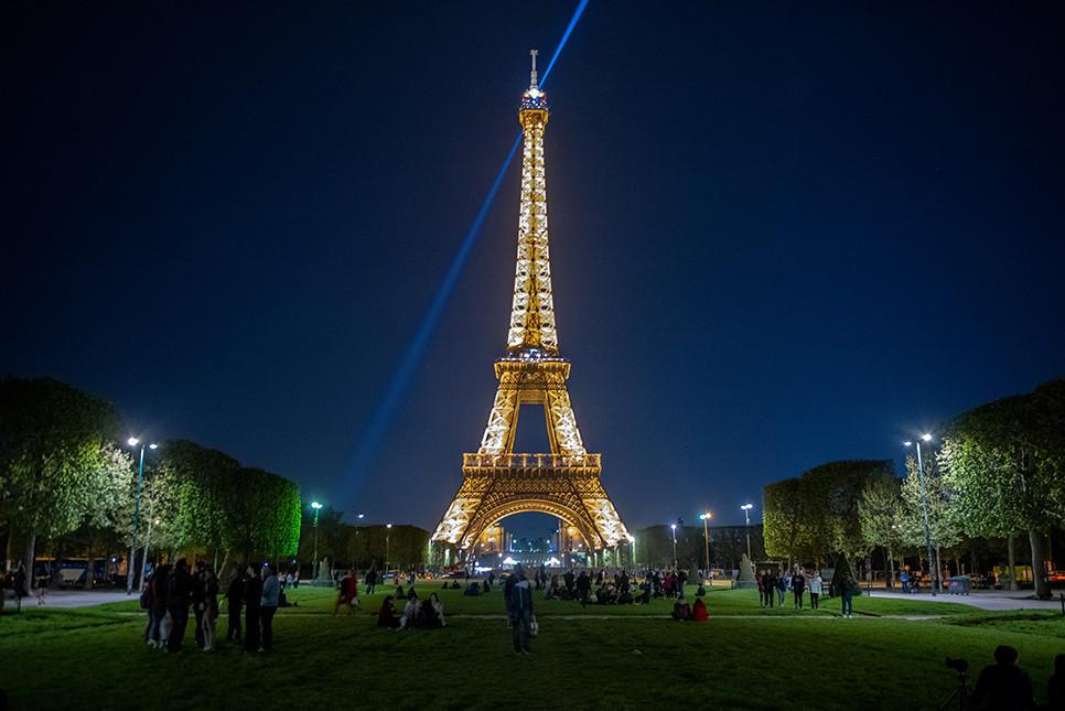 파리 에펠탑 야경 프랑스여행 유럽여행