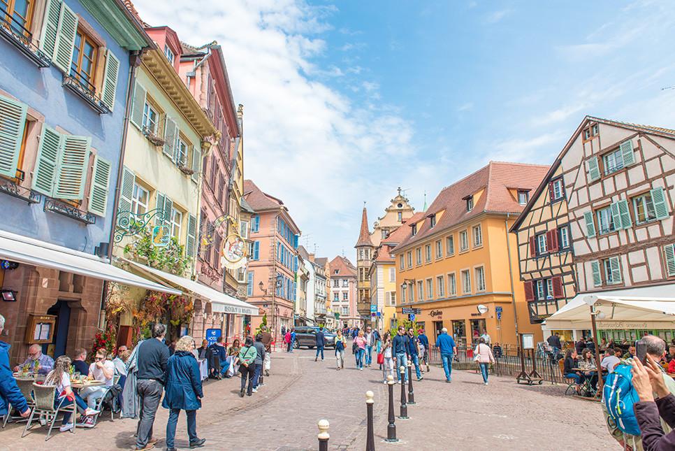 콜마르 꼴마르 프랑스여행 유럽여행