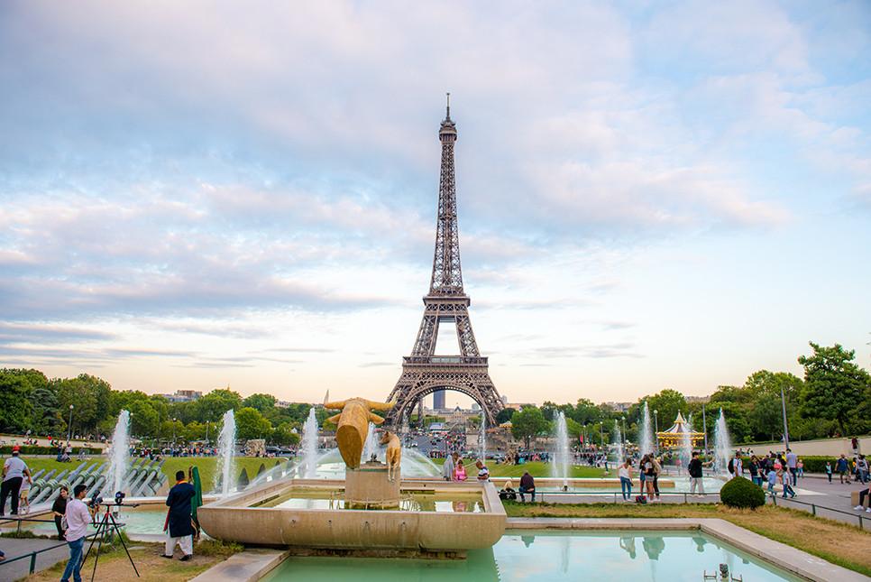 파리 에펠탑 트로카데로 프랑스여행 유럽여행