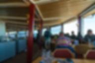 쉴트호른 정상 007 회전식 전망대 레스토랑