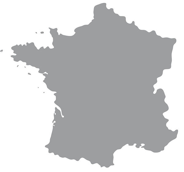 france-map-gray-on-a-white-background-ve