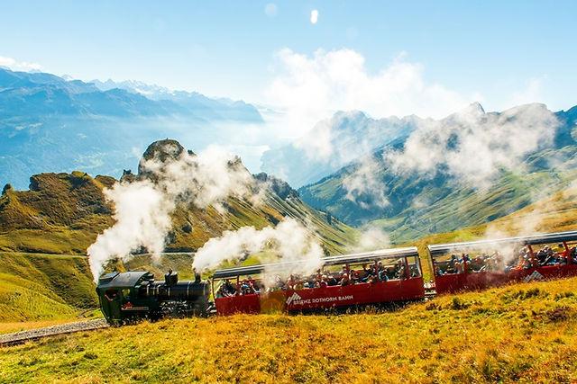스위스,스위스여행,인터라켄,브리엔츠,로트호른,로터호른,브리엔져로트호른