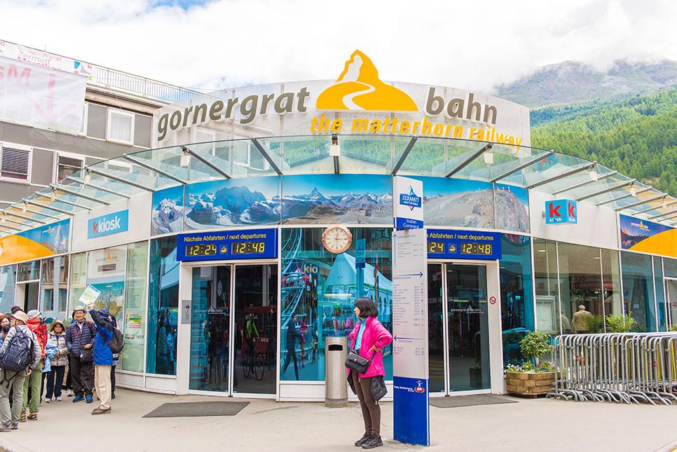 고르너그랏 체르마트 스위스여행 유럽여행