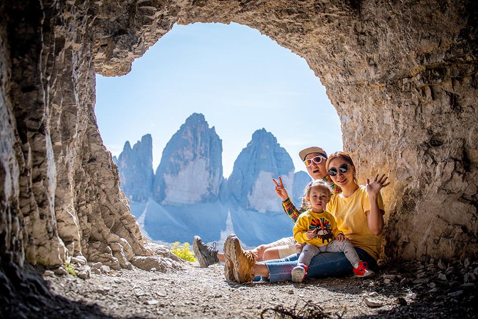 트레치메 디 라바레도 돌로미티여행 이탈리아여행 알프스