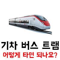스위스의 대중 교통 기차, 트램, 버스 타는 법에 대해서 알아보자.