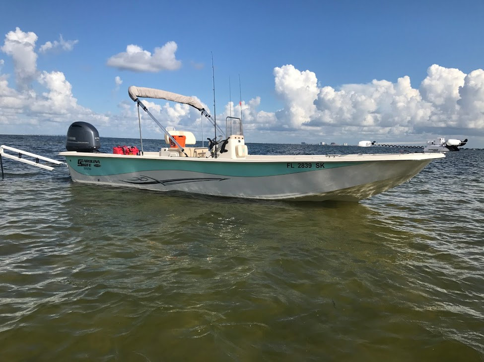 Rent the Skiff without Captain 4 hour